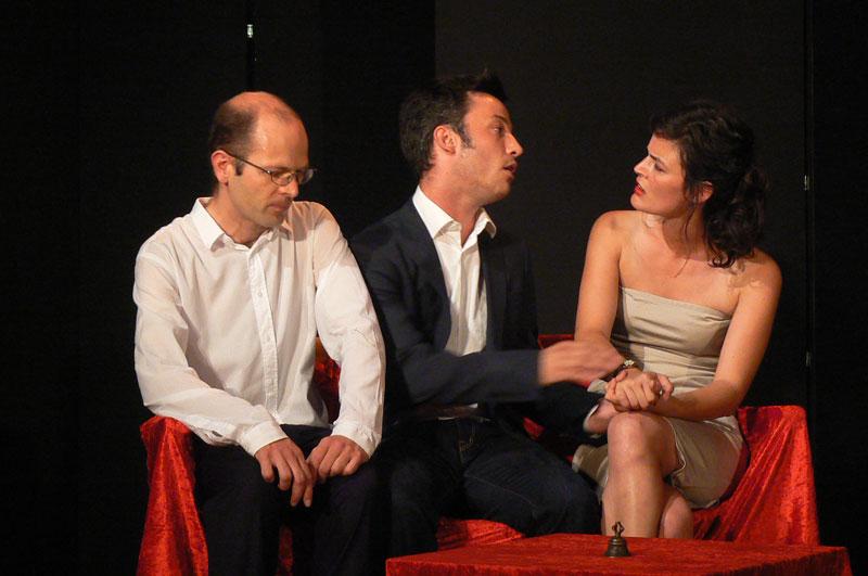 Atelier Théâtre Crécelle 2015