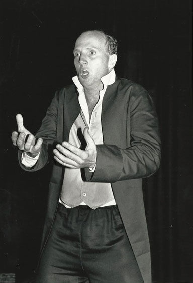 Philippe Charron dans Germinal 94 de Bruno Azzaro