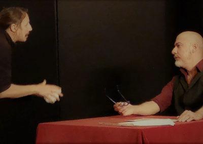 M. Poutre et le juge - Atelier Théâtre Crécelle 2018