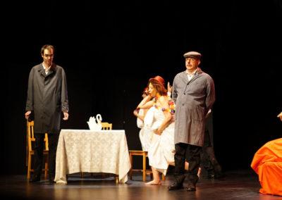 La maison d'os de Roland Dubillard - Atelier Théâtre Crécelle 2019